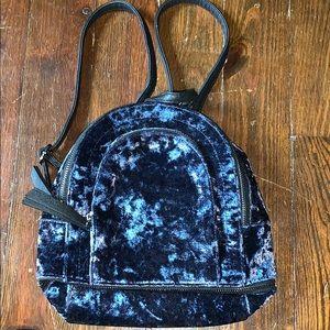 Blue Mini back pack